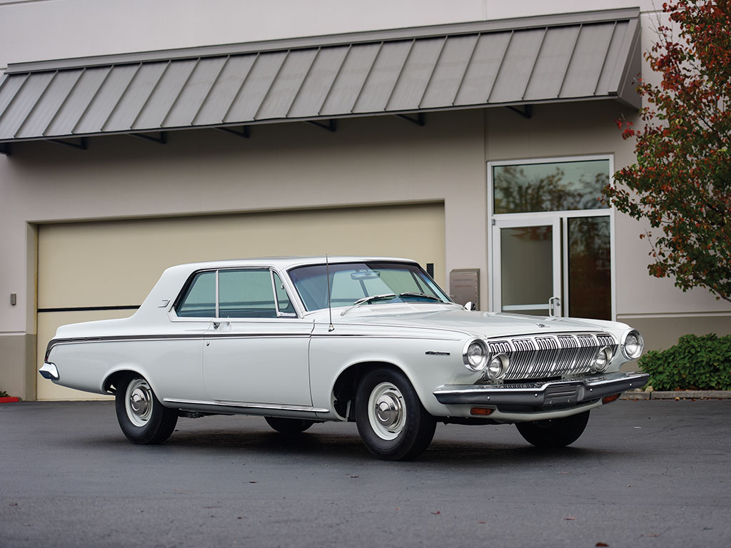 Dodge Polara II Max Wedge Hardtop Coupe - 1963