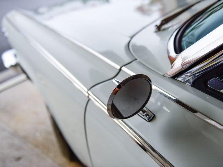 Dodge Polara II Max Wedge Hardtop Coupe - 1963