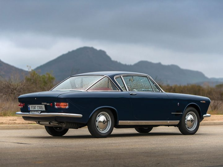 FIAT 2300 S Coupe - 1964