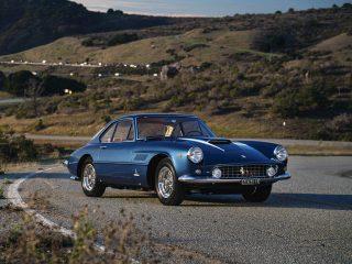 Ferrari 400 Superamerica SWB Coupe Aerodinamico – 1961