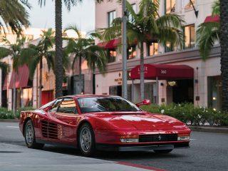 Ferrari Testarossa – 1986