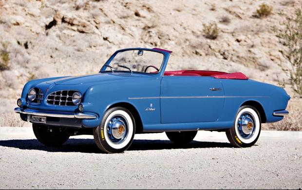 Fiat 1100 Cabriolet - 1953