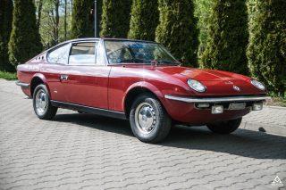 Fiat 125 Samantha – 1970