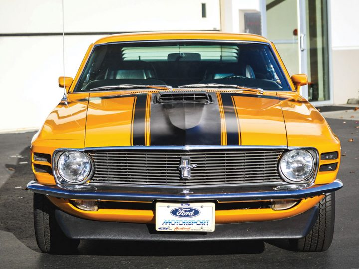 Ford Mustang Boss 302 - 1970