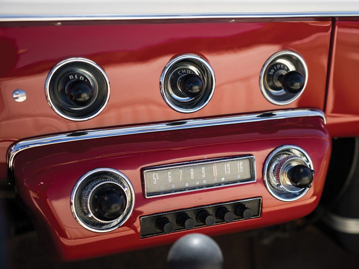 Ford Siata - 1952