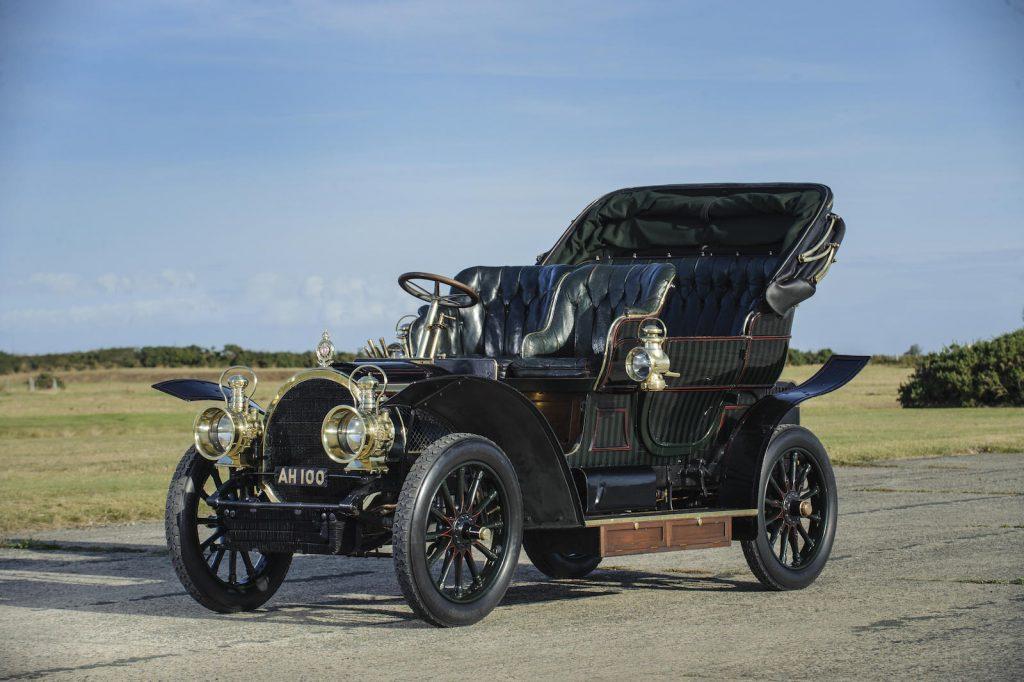 Gardner-Serpollet 18hp Type L Phaeton Steamer – 1905