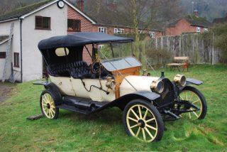 Hupmobile Model 20 Tourer – 1910
