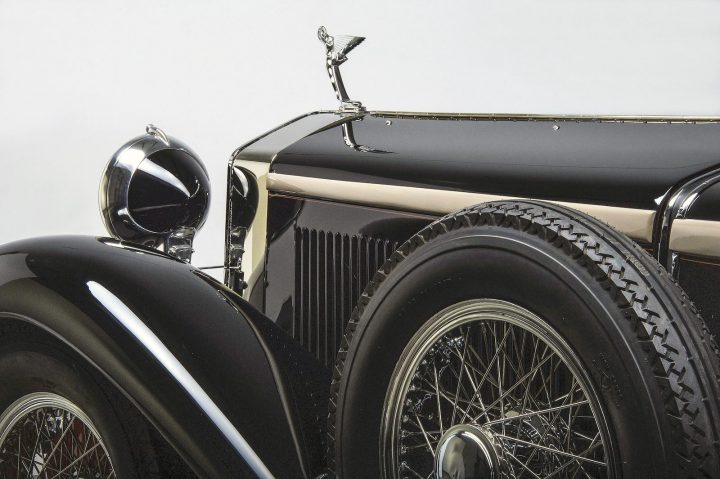 Isotta Fraschini 8A SS Cabriolet - 1930