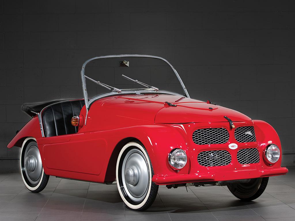 Kleinschnittger F125 - 1954