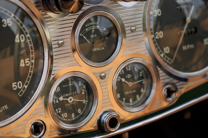 Lancia Astura Series IV Cabriolet - 1938