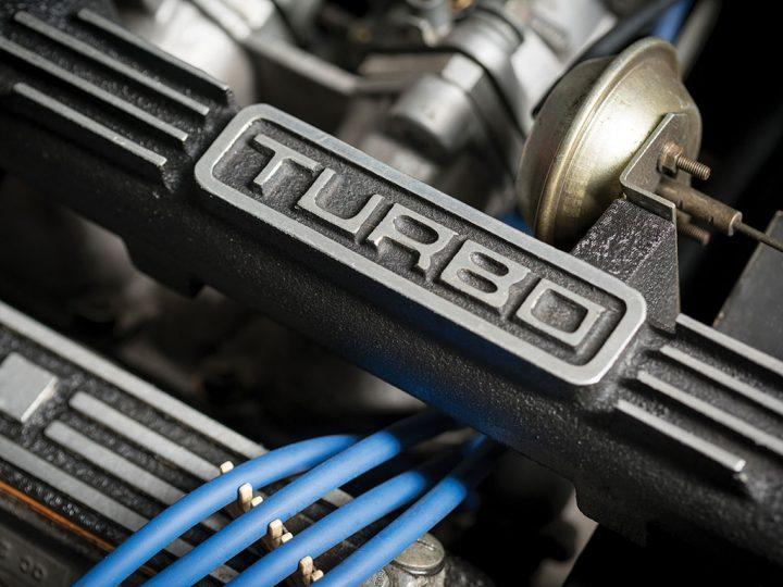 Lotus Turbo Esprit - 1983