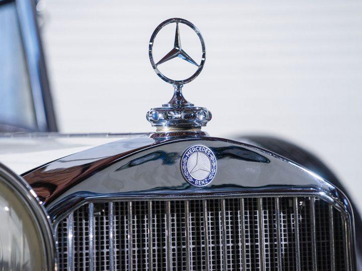 Mercedes-Benz 370 S Sport Cabriolet - 1931