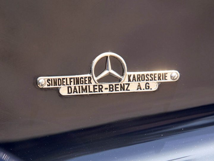 Mercedes Benz 540 K Special Roadster - 1939