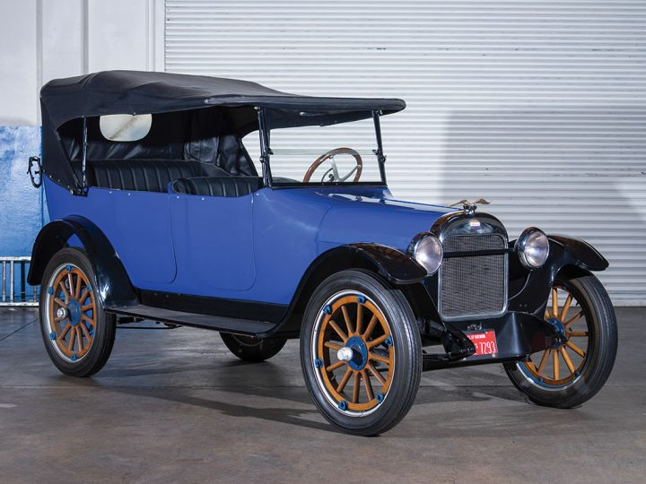 Oakland Model 34-B Touring - 1918