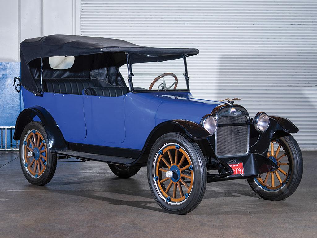 Oakland Model 34-B Touring – 1918