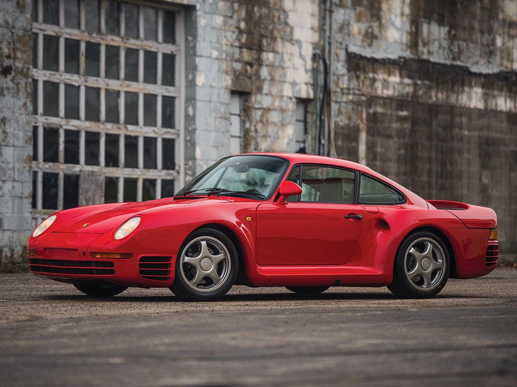 Porsche 959 Komfort – 1987