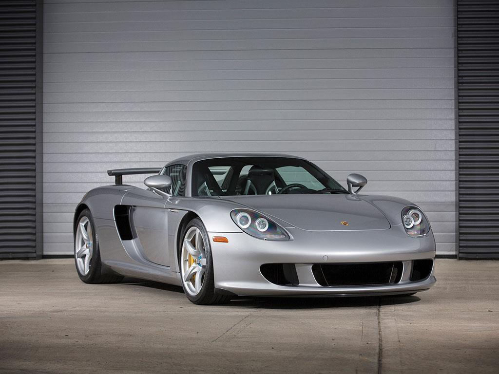 Porsche Carrera GT – 2005