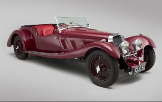 Squire Roadster – 1933