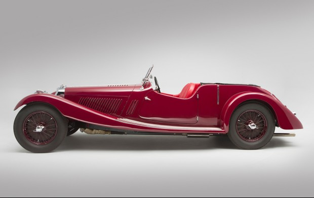 Squire Roadster - 1933