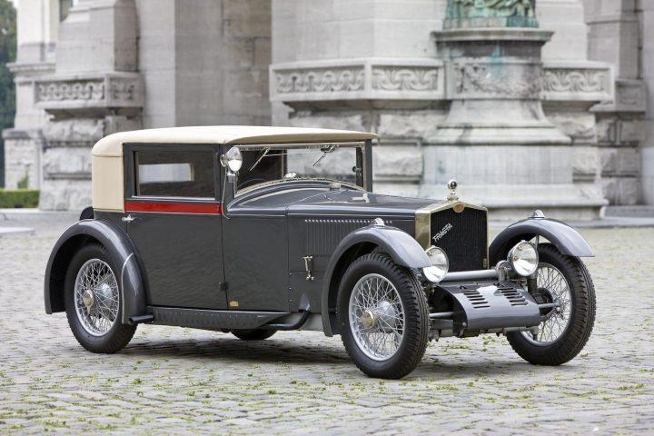 Tracta D2 9CV Faux Cabriolet - 1933