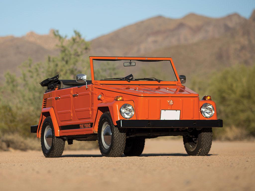 Volkswagen Type 181 - 1973