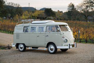 Volkswagen Type 2 Westfalia camper – 1967