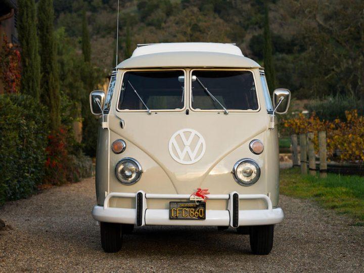 Volkswagen Type 2 Westfalia camper - 1967