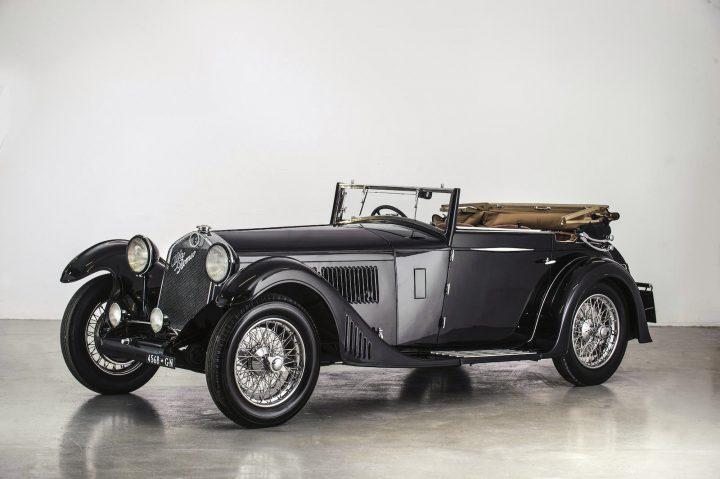 Alfa Romeo 6C 1750 Gran Sport - 1930