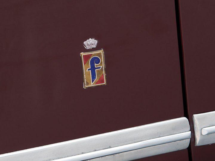 Alfa Romeo 6C 2500 Sport Cabriolet - 1948