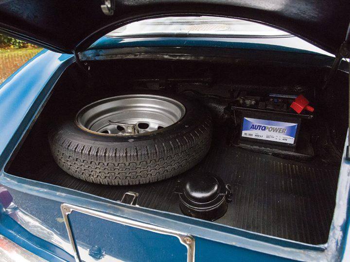 Alfa Romeo Giulietta Sprint Speciale - 1962