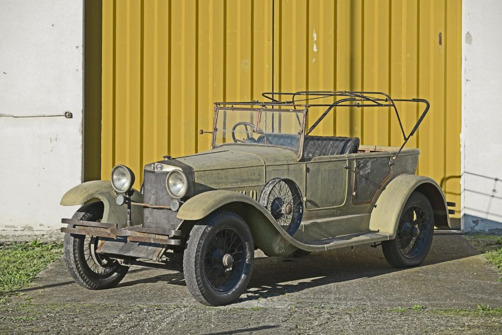 Alfa Romeo RM Sport Torpedo – 1924