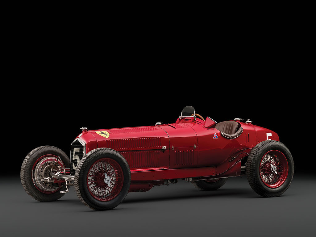 Alfa Romeo Tipo B P3 - 1934