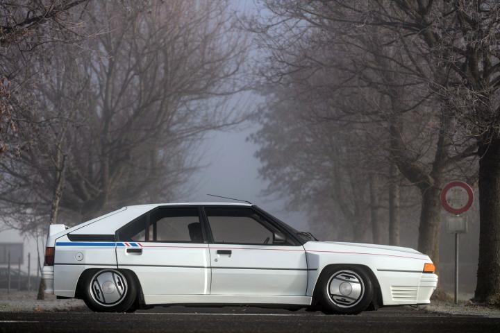 Citroen BX 4TC - 1986