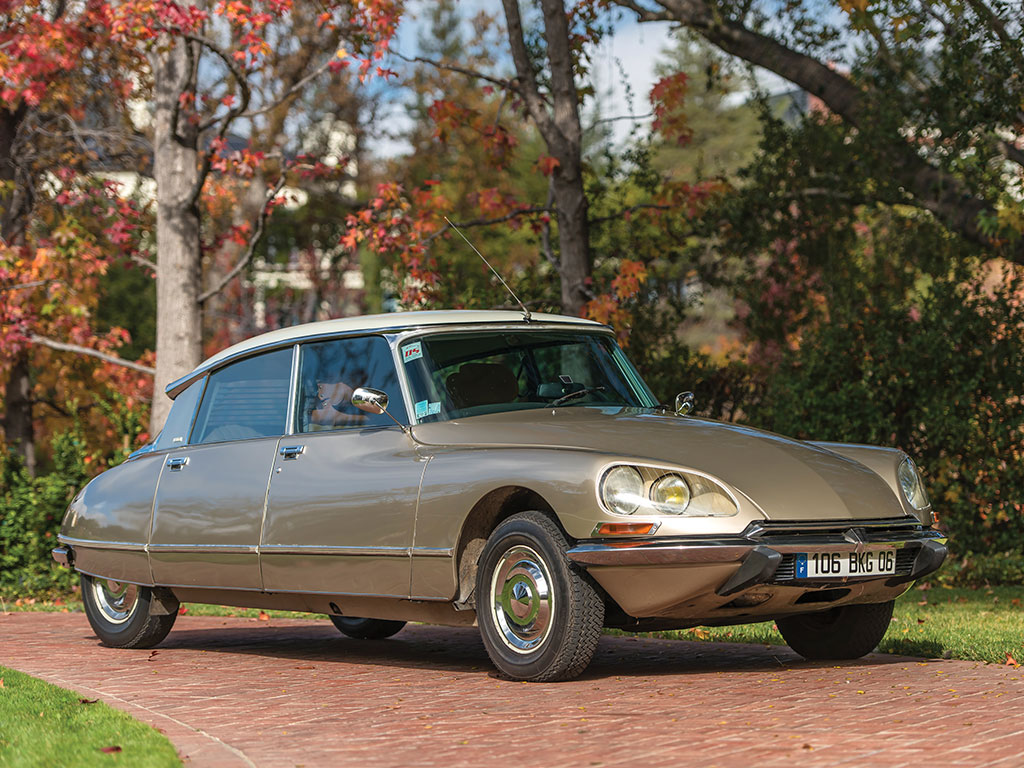 Citroen DS 23 Pallas - 1973
