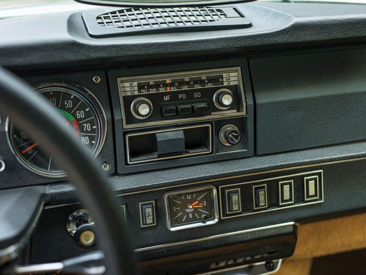 Citroen DS 23 Pallas - 1973