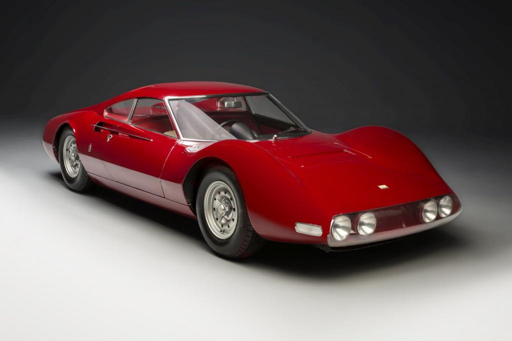 Dino Berlinetta Speciale – 1965