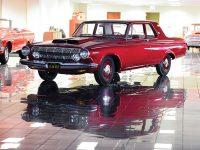 Dodge 330 Max Wedge Lightweight - 1963