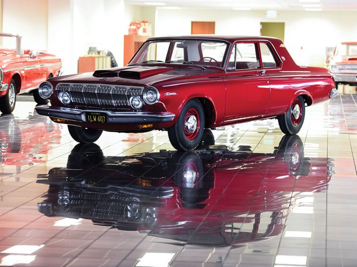 Dodge 330 Max Wedge Lightweight - 1963
