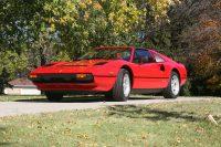Ferrari 308 GTS Quattrovalvole - 1984