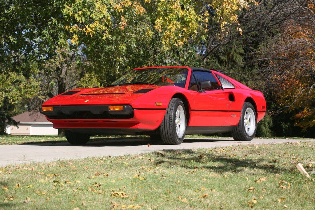 Ferrari 308 GTS Quattrovalvole – 1984