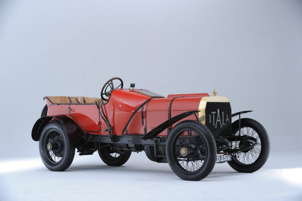 Itala 100 HP – 1908
