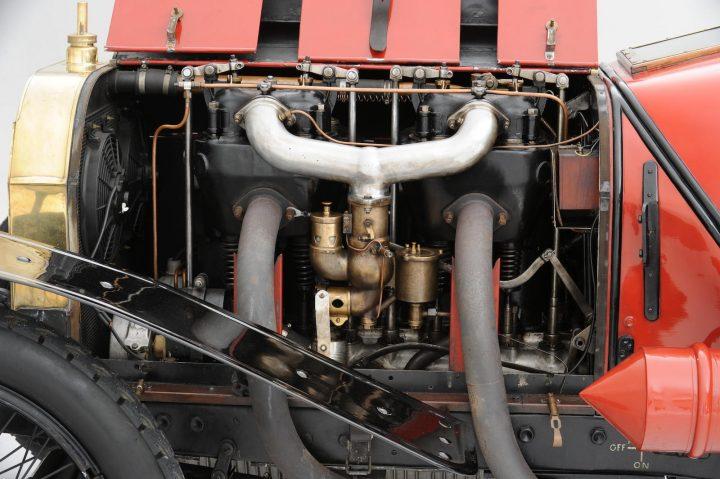 Itala 100 HP - 1908