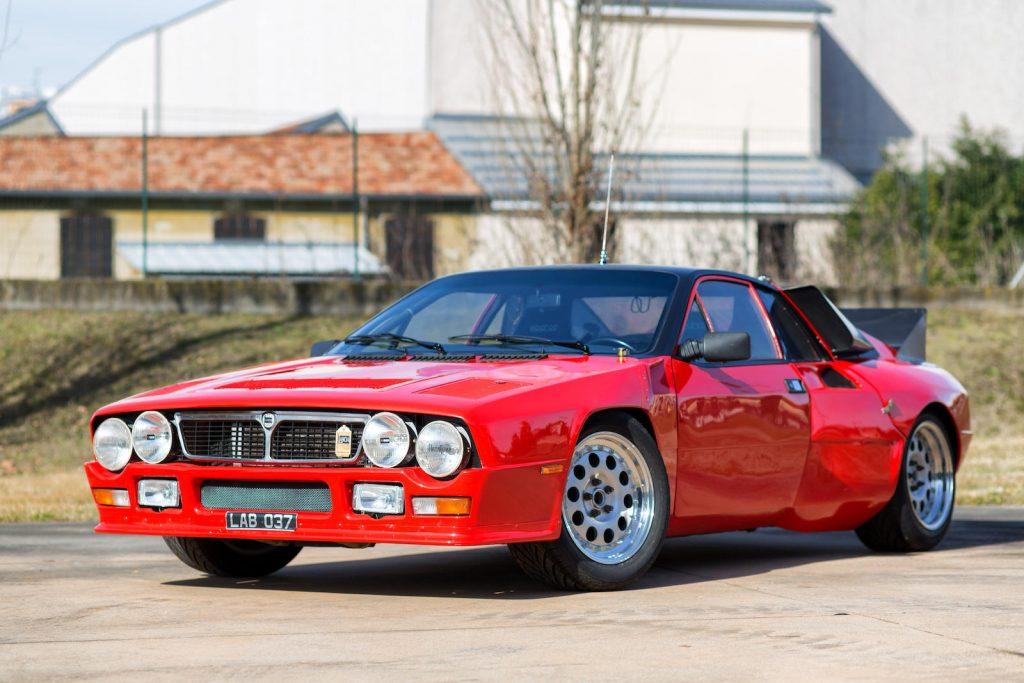 Lancia Rally SE 037 - 1980