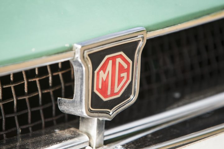 MG EX234 MGB Prototype - 1965