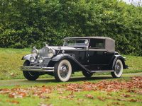 Packard Deluxe Eight Convertible Victoria - 1931