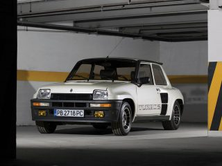 Renault 5 Turbo 2 – 1983