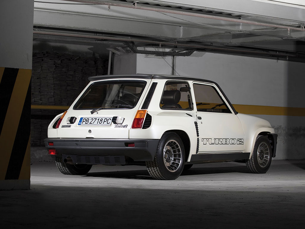 renault 5 turbo 2 1983