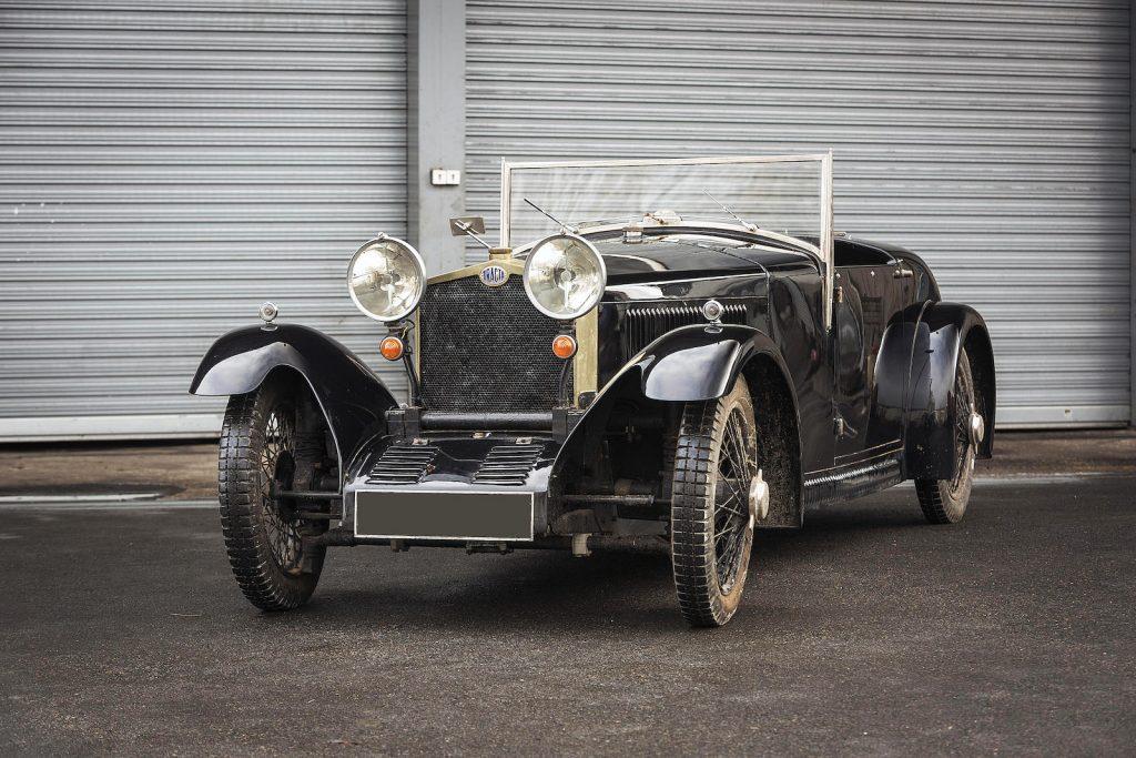Tracta D2 Sport – 1928