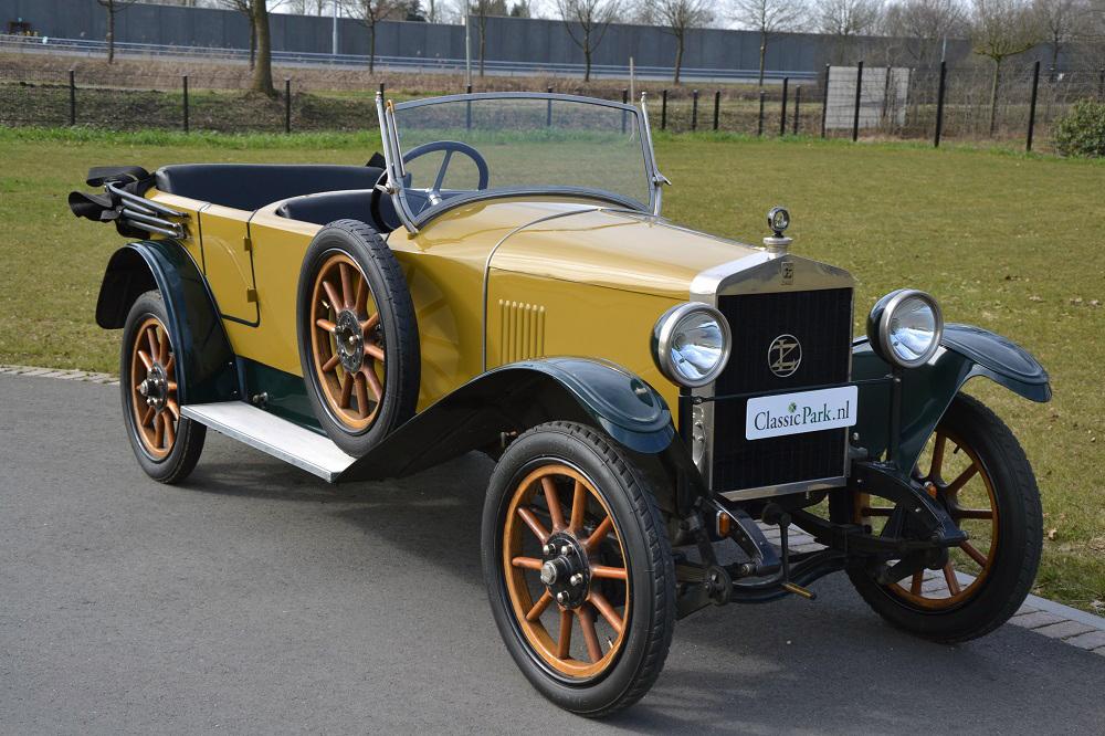 Zedel CI 6 – 1922