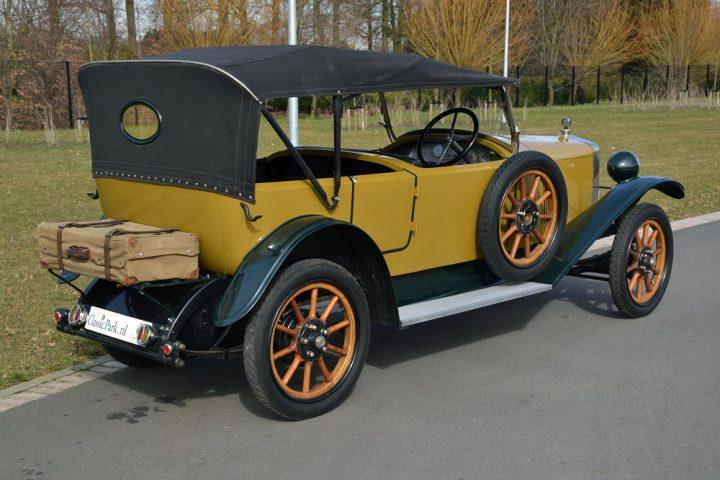 Zedel CI 6 - 1922